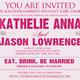 Wedding - 'Save the Date' - Romantic - 66