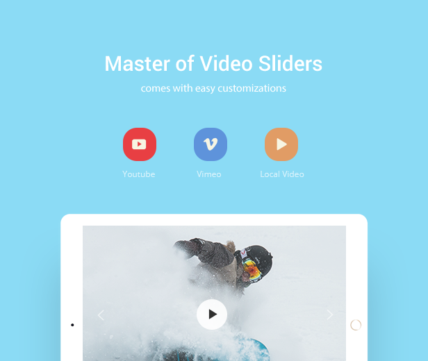 Master Slider - Touch Layer Slider WordPress Plugin - 4