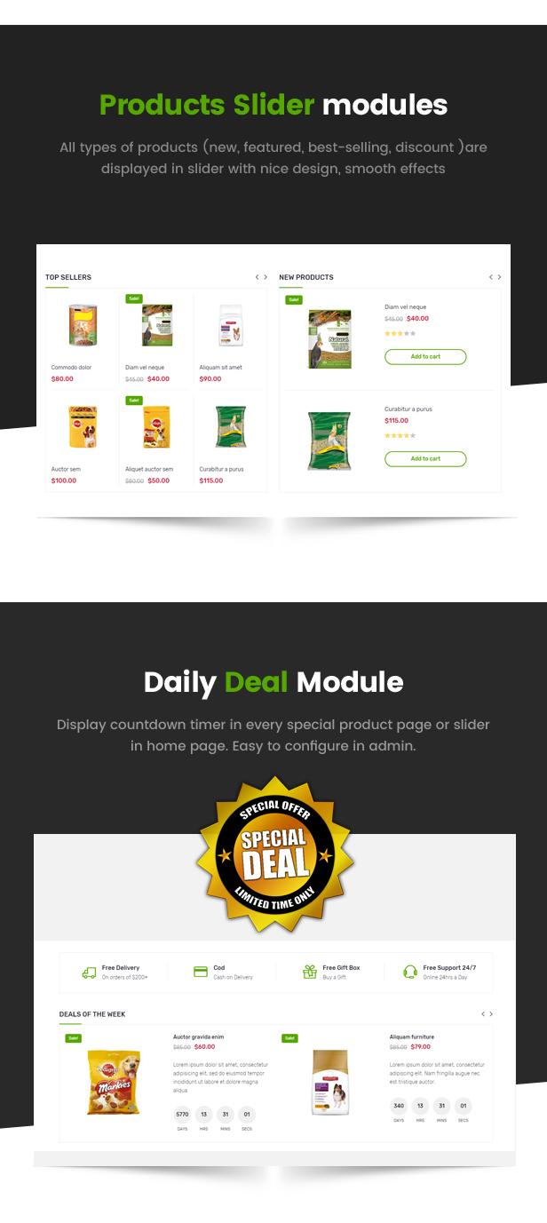 PetMark - Responsive WooCommerce WordPress Theme 26