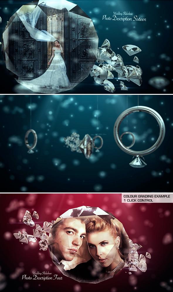 Wedding Ring Slideshow - 1