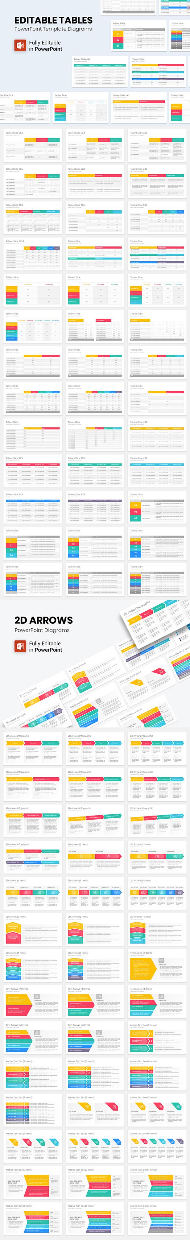 Slide Deck - Multipurpose PowerPoint Template - 14