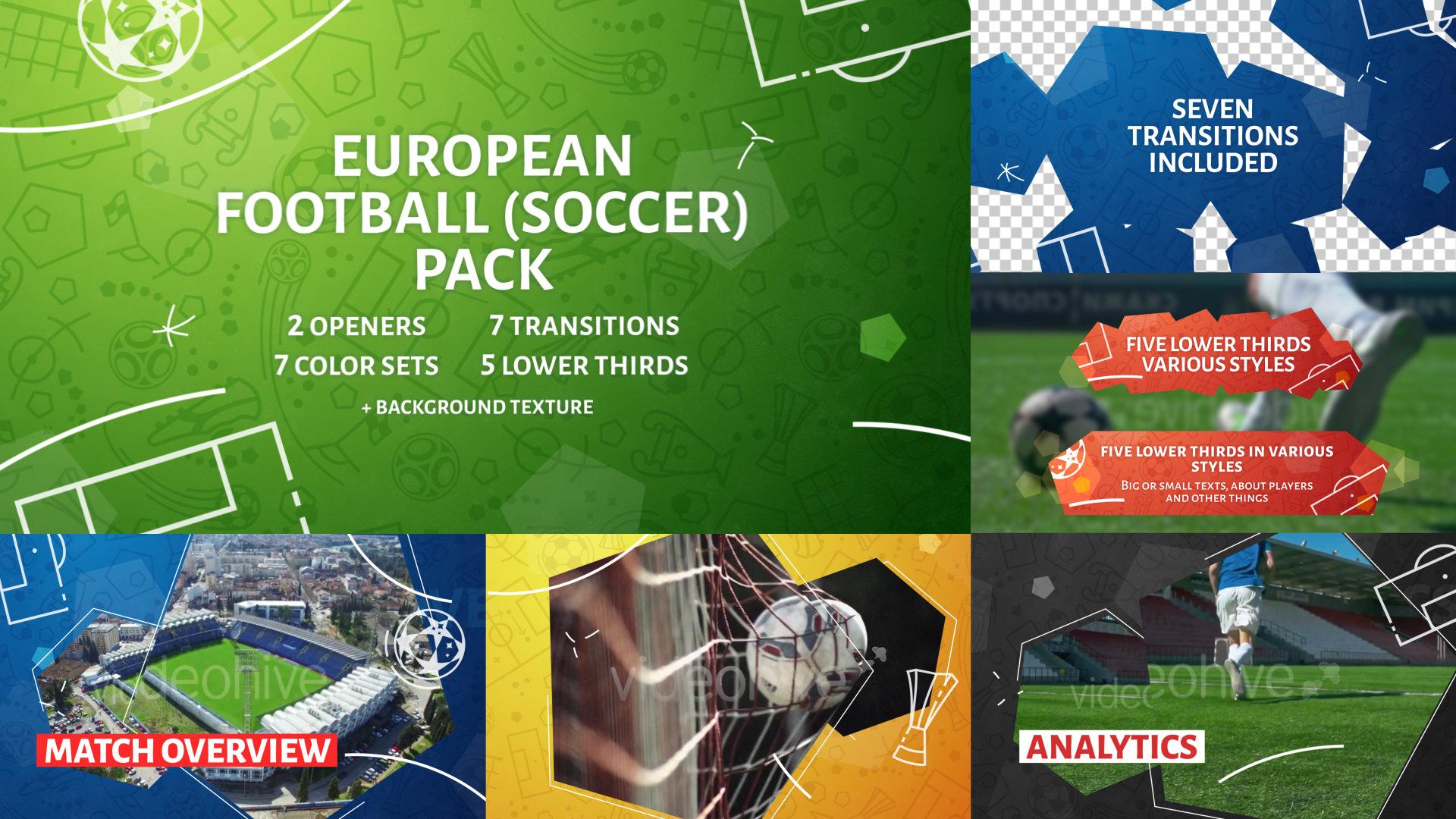 Football (Soccer) Dynamic Opener - 2