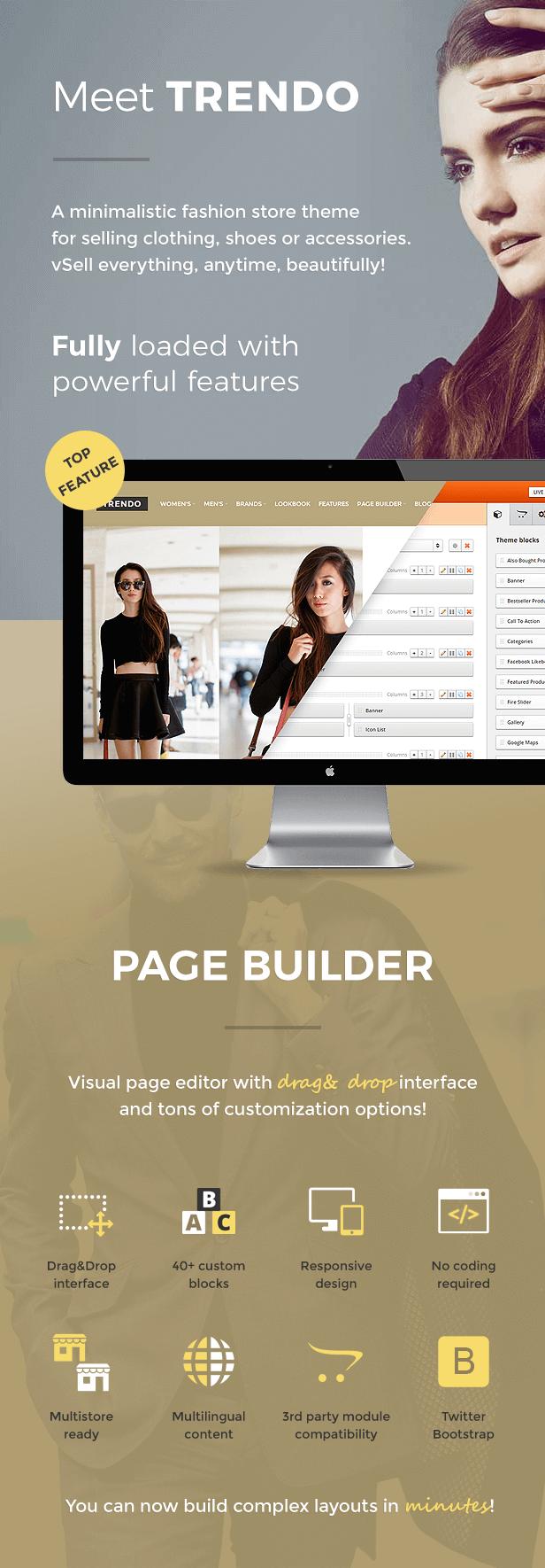 Trendo - Minimalist Moda Mağazası OpenCart Teması - 7