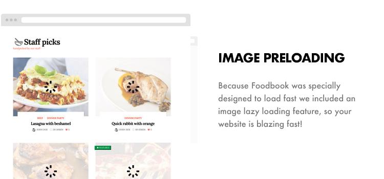Foodbook - Recipe Community, Blog, Food & Restaurant Theme - 7
