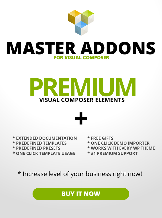 master addons for wpbakery page builder  formerly visual composer