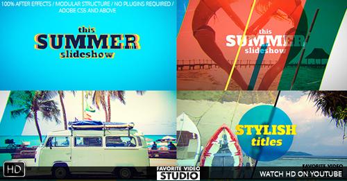 Favorite Summer Slideshow