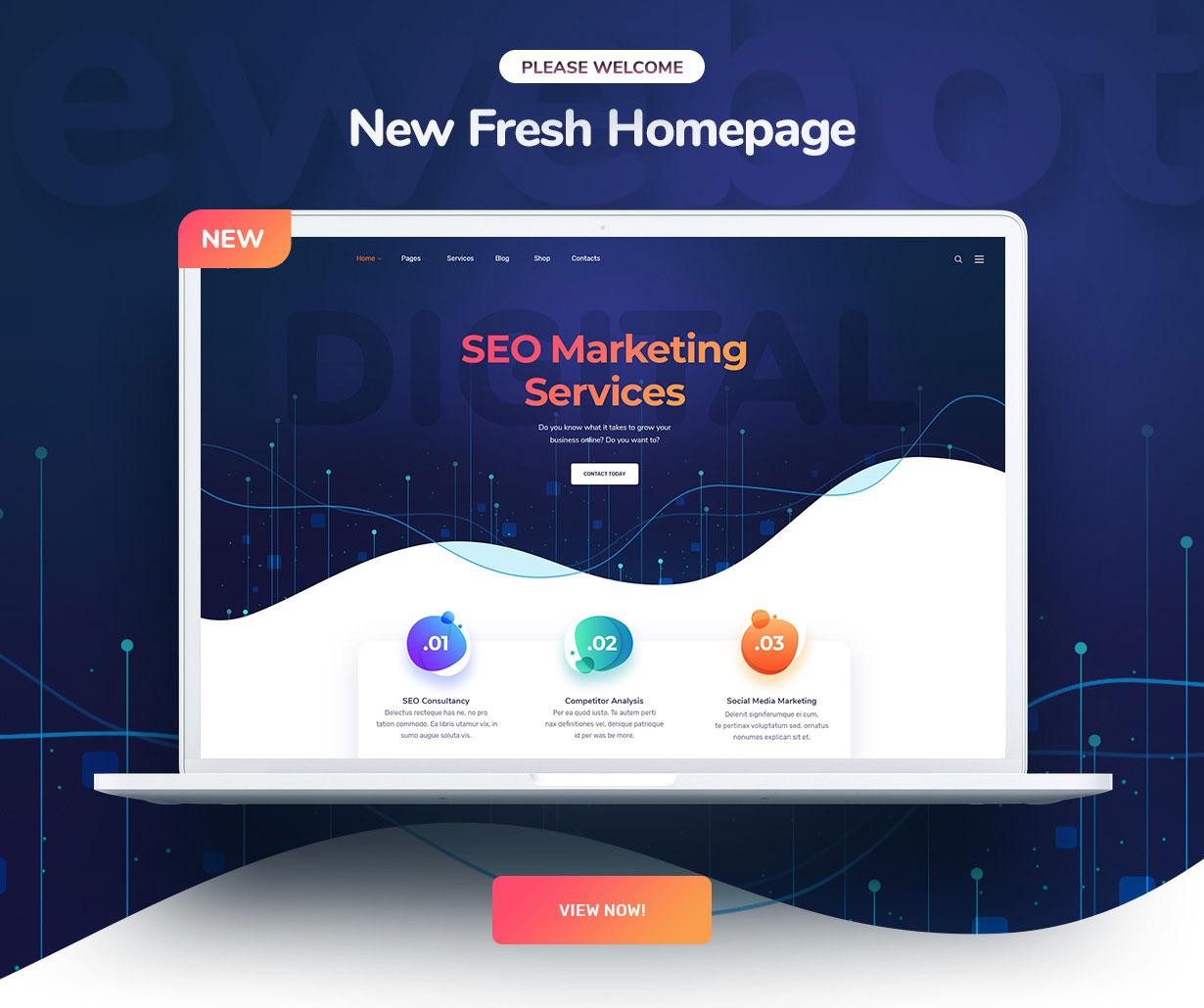 Ewebot - SEO Marketing & Digital Agency - 3