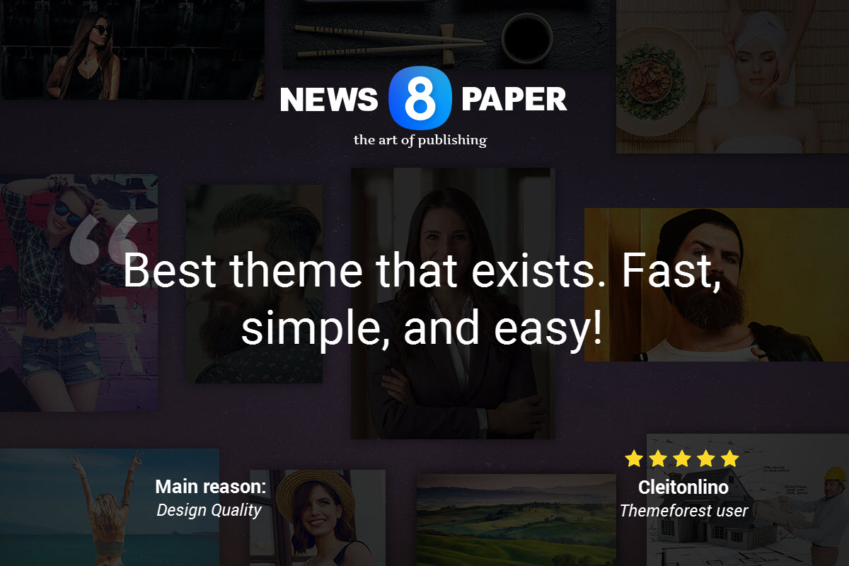 Discussion on Newspaper (Page 746) | ThemeForest