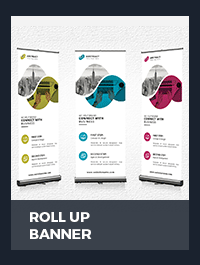Roll Up Banner - 1