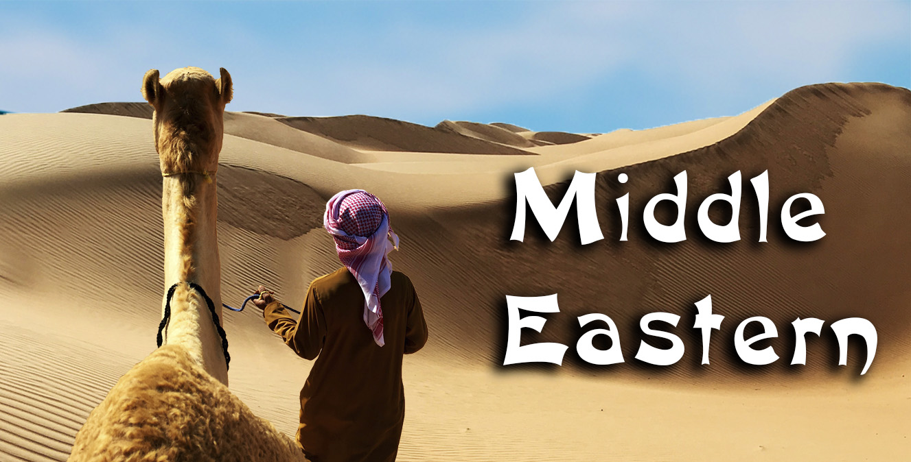 Middle-Eastern