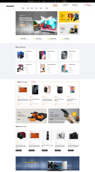 ekommart - All-in-one eCommerce WordPress Theme - 3