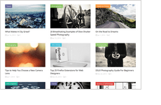 Entrance - WordPress Theme for Magazine and Review - 4