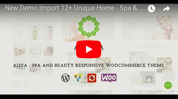Aqua - Spa and Beauty Responsive WooCommerce WordPress Theme - 3