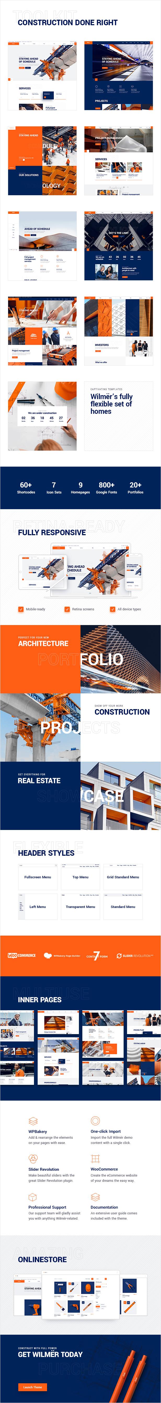 Wilmër - Construction Theme - 1