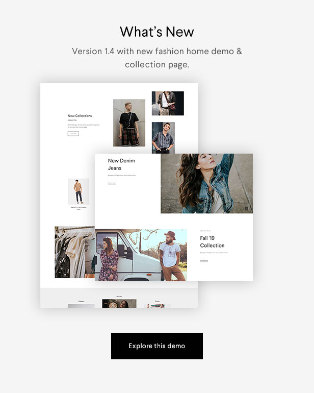 Halena Minimal Modern Ecommerce Wordpress Theme By Agnihd Themeforest