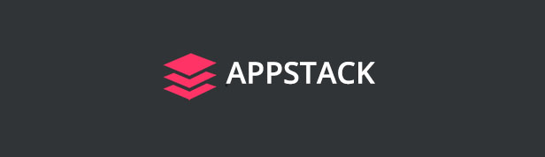 AppStack - One Page App Theme - 1