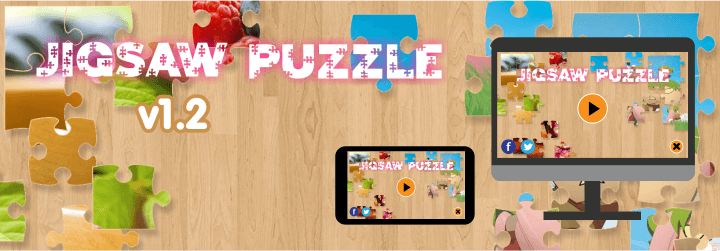 jigsaw puzzle html5 game