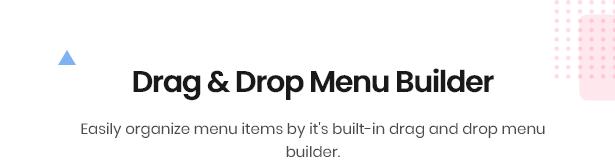 menu builder