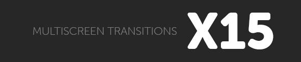 Multiscreen Transitions - 30