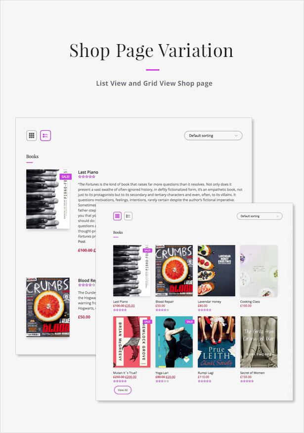 Pustaka - WooCommerce Theme For Book Store - 21