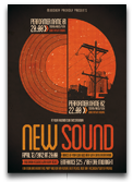 Indie Electronic Flyer/Poster - 24