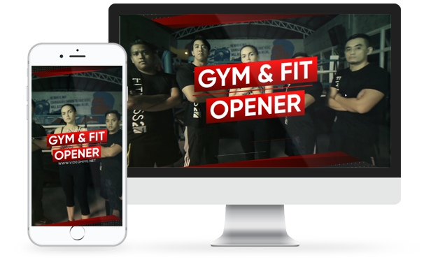 Gym & Fit Opener - 5