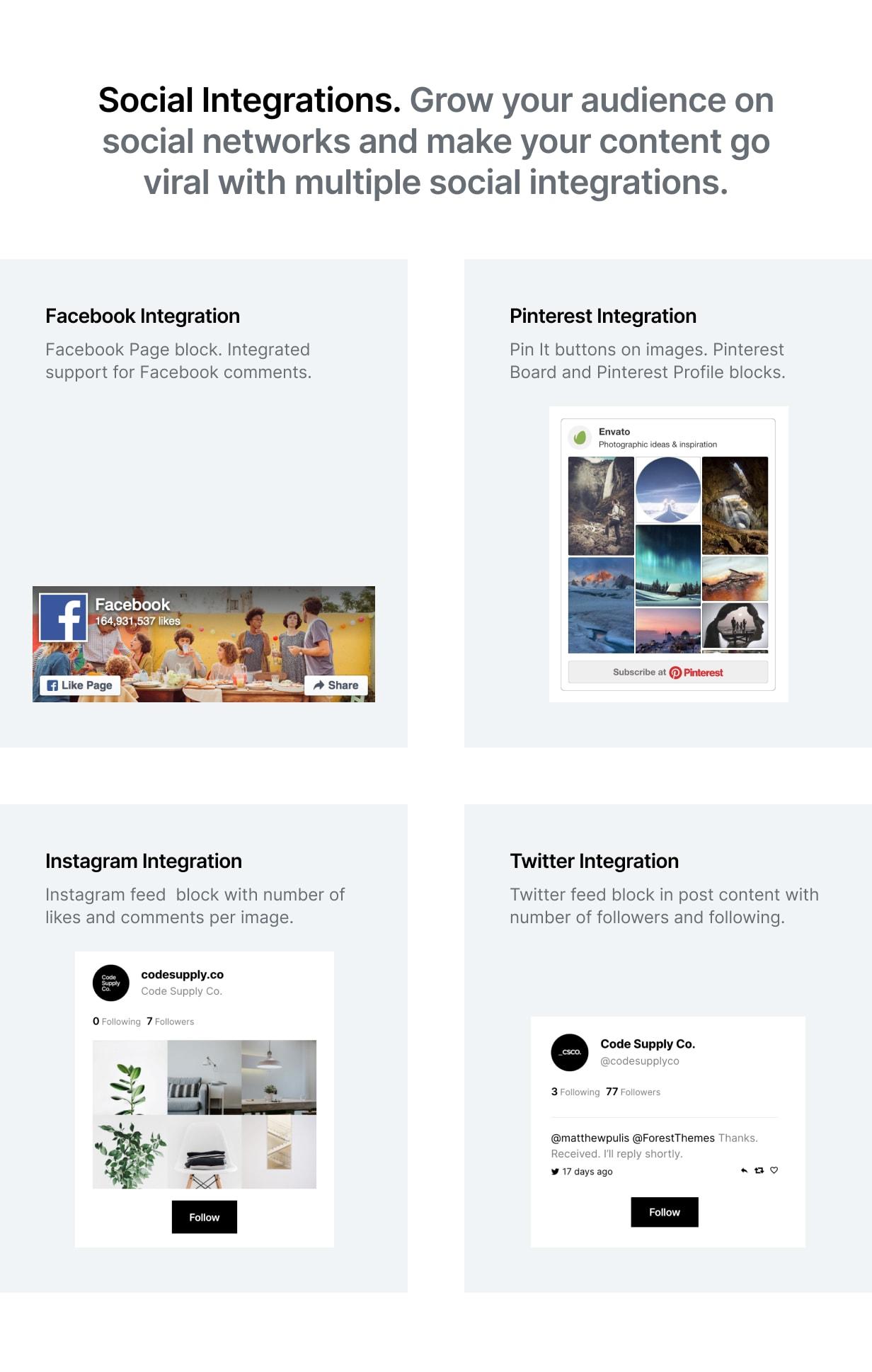 Newsblock - News & Magazine WordPress Theme with Dark Mode - 20