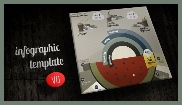 Advanced Infographic Charts and Templates - 4