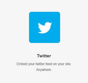 Twitter Element