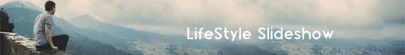 life style slideshow