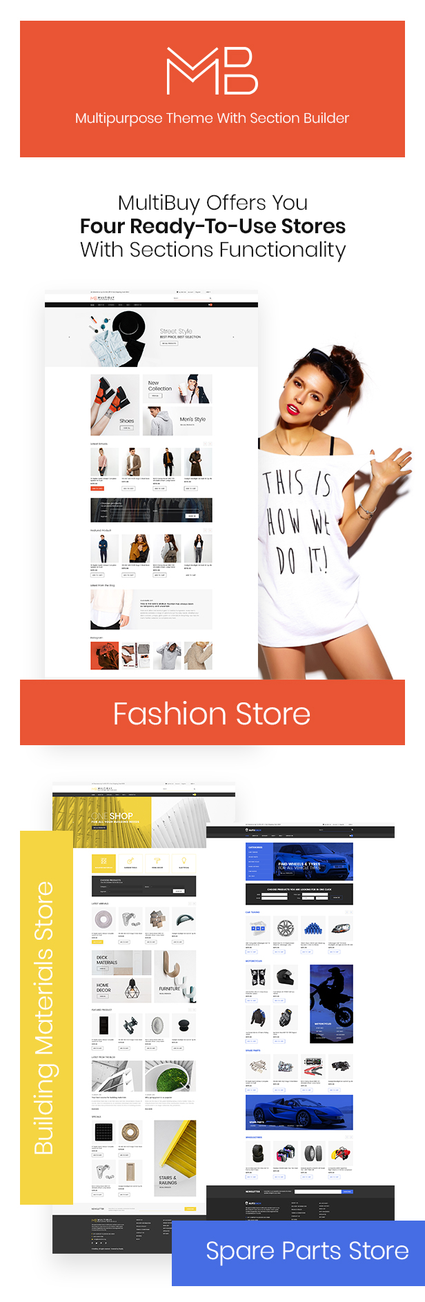Multibuy - Multipurpose Shopify Theme with Section Builder - 1