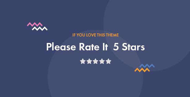 Saccato PrestaShop Clothing Theme Rating