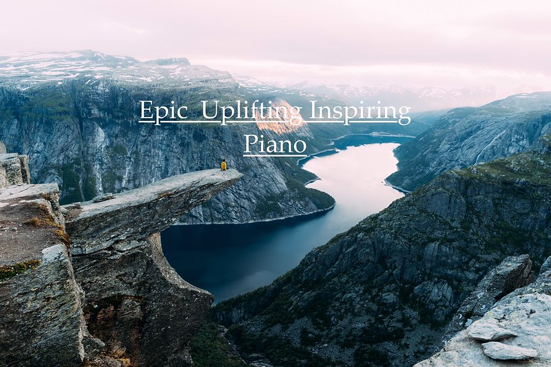 Breathtaking view of Trolltunga rock