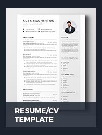 Resume & Cover Letter - 16