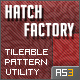 Hatch Factory - 100+ Tileable Patterns