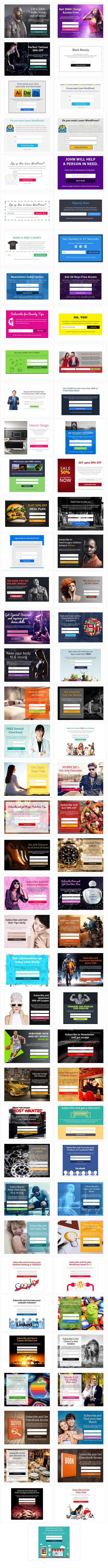 Opt-in Samurai - Create Beautiful Opt-in Popup Forms in WordPress - 2