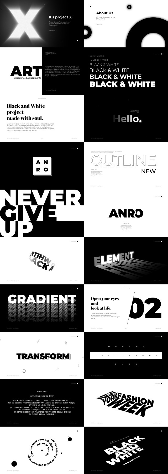 Black Edition - Graphics Pack - 6