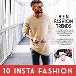 Instagram Fashion Banner Bundle - 16