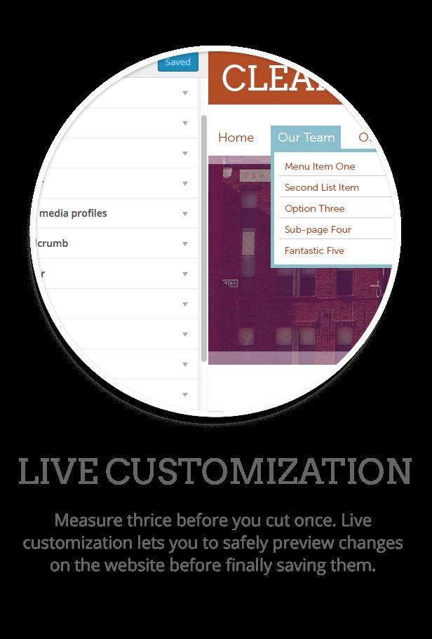 Live Customization