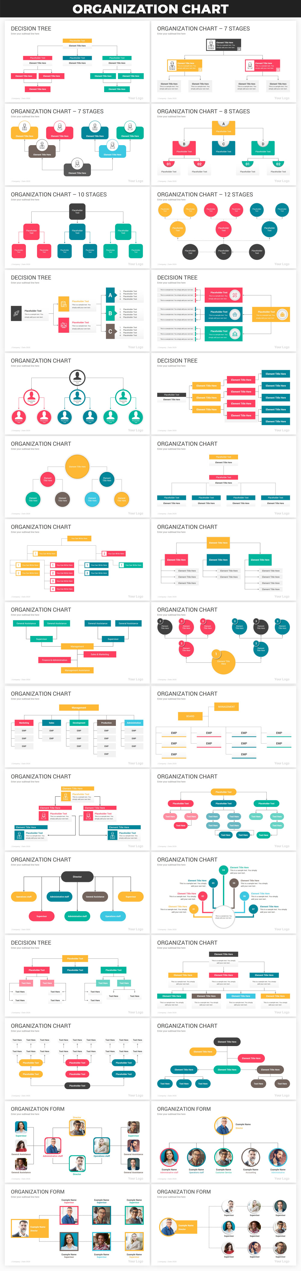 Infographics PowerPoint Bundle - 24