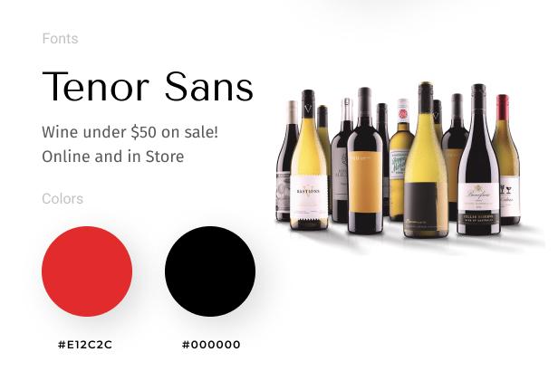Vinazi - Shopify Wine Template eCommerce Theme - 2