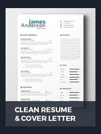 Resume & Cover Letter - 30