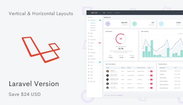 Ubold - Admin & Dashboard Template - 5