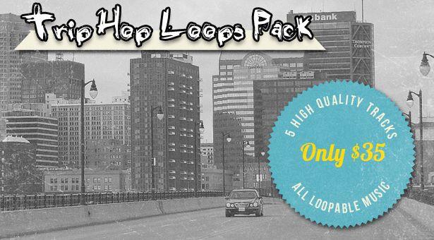 Trip Hop Downtempo Loop - 1