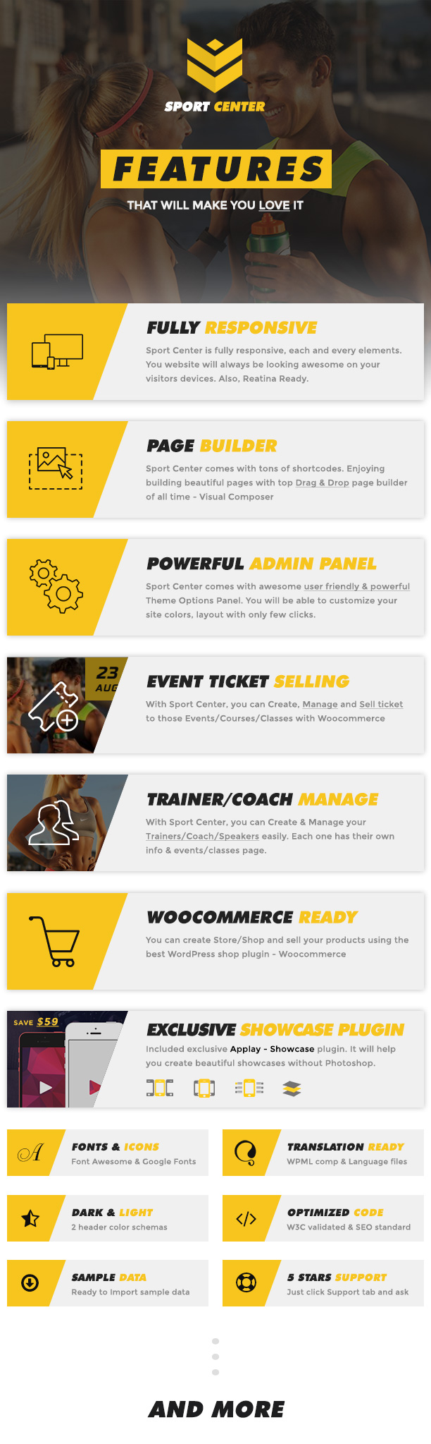 Wordpress Event Ticket Theme