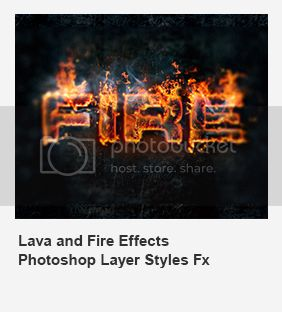 Chrome & Fire - Gothic Medieval Layer Styles Fx - 16