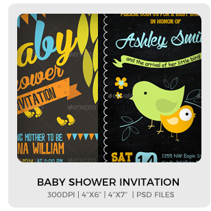 Abstract Party Flyers Bundle Vol1 - 14