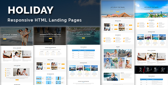 LEAD - Multipurpose Responsive HTML Landing Page - 3