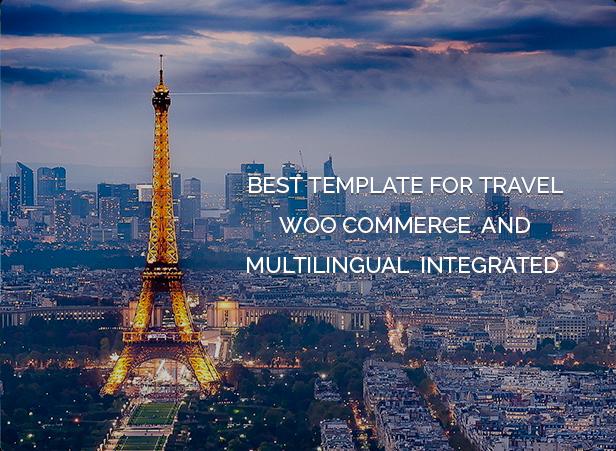 Love Travel - Creative Travel Agency WordPress - 4