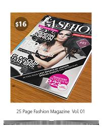 Fashion Magazine #2 - 3